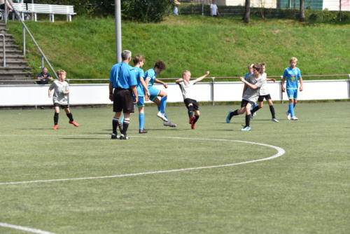 Drabenderhöhe/Elsenroth - SV Frömmersbach
